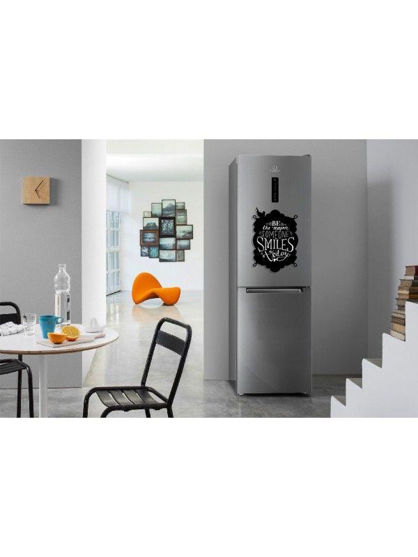 Frame - Memo Board for Kitchen - Magnetic Chalkboard for Fridge, Kitchen Blackboard Notepad, Weekly Planner BeCrea - 5