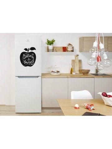Apple - Memo Board for Kitchen - Magnetic Chalkboard for Fridge, Kitchen Blackboard Notepad, Weekly Planner BeCrea - 3