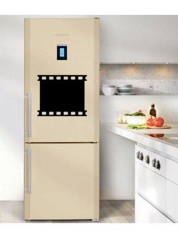 Film - Memo Board for Kitchen - Magnetic Chalkboard for Fridge, Kitchen Blackboard Notepad, Weekly Planner BeCrea - 3