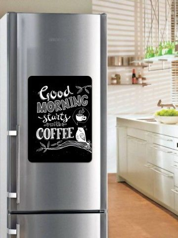 Menu - Memo Board for Kitchen - Magnetic Chalkboard for Fridge, Kitchen Blackboard Notepad, Weekly Planner BeCrea - 4