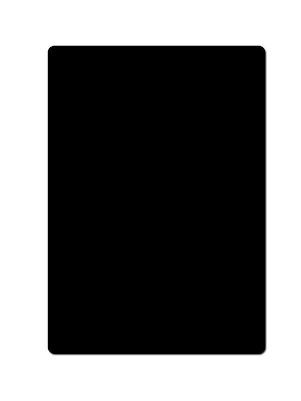 Меловая магнитная доска Menu BeCrea - 2