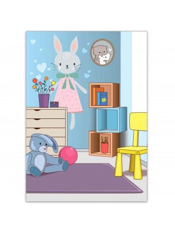 """Magneta lelles komplekts """"Stilīgie mazulīši"""" - Mia BeCrea - 2"""