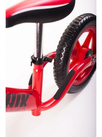 Balance bike - Snow scooter Medozhik X Red Medozhik - 7