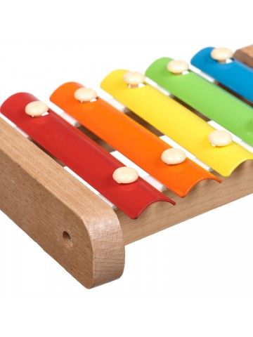 Xylophone - educational wood toys Lucy&Leo Lucy&Leo - 4