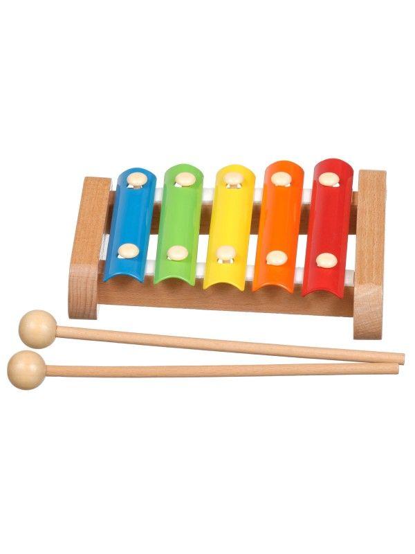 Ksilofons - Attīstošās koka rotaļlieta Lucy&Leo Lucy&Leo - 5