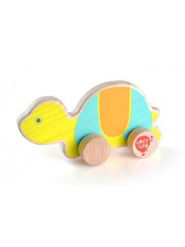 Rolling Turtle - educational wood toys Lucy&Leo Lucy&Leo - 1
