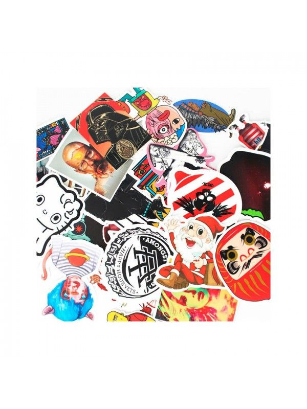 Stickers set (10 pcs) OstOrg - 2