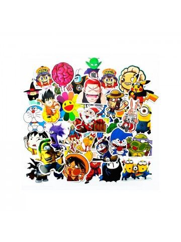 Stickers set (10 pcs) OstOrg - 5