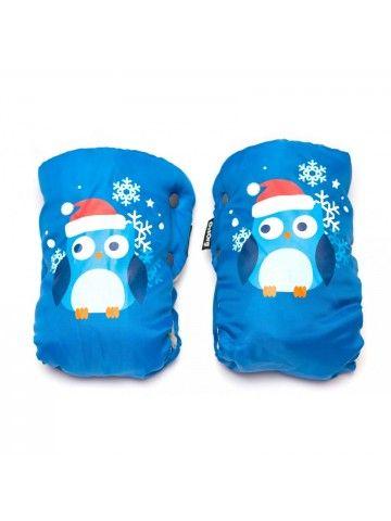 Муфта, перчатки для колясок и санок M-Glo Owl OstOrg - 1